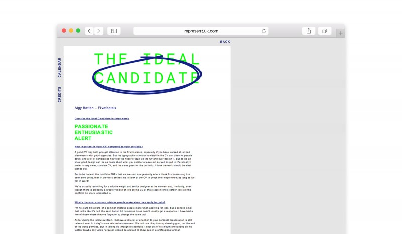 Webpage_Mockup_The_Ideal_Candidate_1